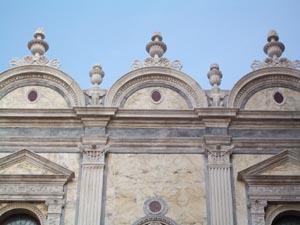 ヨーロッパ建築事情